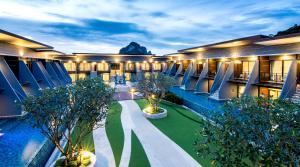 The Phu Beach Hotel, Hotels  Ao Nang Beach - big - 31