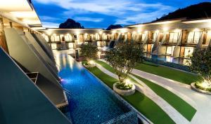 The Phu Beach Hotel, Hotel  Ao Nang Beach - big - 50