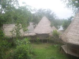 Abundancia Amazon Eco Lodge, Kunyhók  Santa Teresa - big - 5