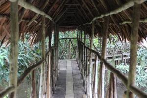 Abundancia Amazon Eco Lodge, Kunyhók  Santa Teresa - big - 6