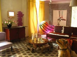 Chambre avec Vue, Bed and Breakfasts  Saignon - big - 17