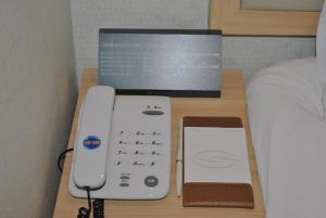 Hotel Robero Jeju, Отели  Чеджу - big - 3