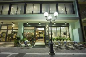 Hotel Acrux, Hotels  Gabicce Mare - big - 16