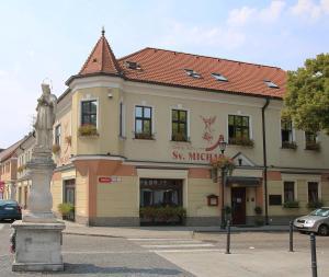 3 hviezdičkový hotel Hotel Sv. Michal Skalica Slovensko
