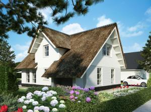 Buitenplaats Witte Raaf aan Zee, Villas  Noordwijk - big - 2