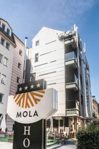 Mola Hotel, Hotely  Skopje - big - 32