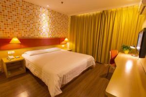 Home Inn Changsha Yuelu Mountain Rongwan Town Metro Station, Hotel  Changsha - big - 3
