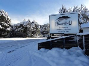 Ruapehu Mountain Motel and Lodge