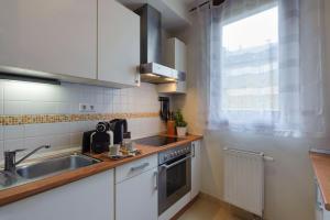 Central Passage Budapest Apartments, Appartamenti  Budapest - big - 94