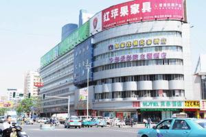 Motel Qinhuangdao Hebei Street Haiyang Road, Отели  Циньхуандао - big - 1
