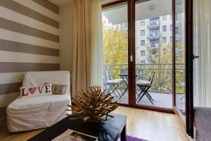 Central Passage Budapest Apartments, Appartamenti  Budapest - big - 108