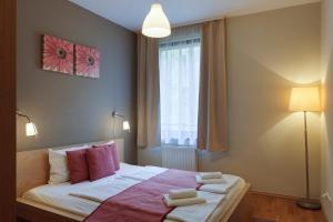 Central Passage Budapest Apartments, Appartamenti  Budapest - big - 109