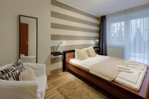 Central Passage Budapest Apartments, Appartamenti  Budapest - big - 117