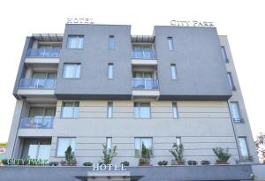 City Park Hotel, Hotel  Skopje - big - 41