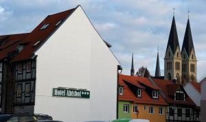 Hotel Abtshof, Vendégházak  Halberstadt - big - 55