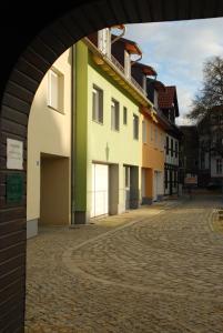 Hotel Abtshof, Vendégházak  Halberstadt - big - 57