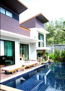2 Home, Hotels  Chalong  - big - 6