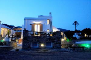 Aigaio Studios, Apartmány  Tinos Town - big - 53
