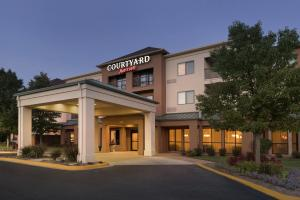 Courtyard by Marriott Peoria, Отели  Peoria - big - 1