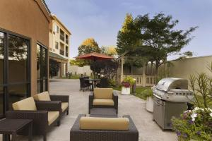 Courtyard by Marriott Peoria, Отели  Peoria - big - 16