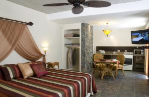 Apart Fueguia, Aparthotely  Mar de las Pampas - big - 3