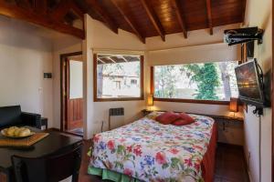 Apart Fueguia, Aparthotely  Mar de las Pampas - big - 6
