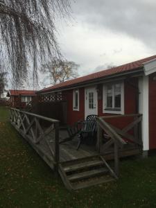 Talluddens Stugby, Ferienparks  Färjestaden - big - 24