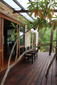 Ocean View Mini-Villa, Holiday homes  Wok Tum - big - 22