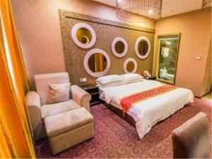 SheHong Junyi Sunshine Hotel, Отели  Shehong - big - 8