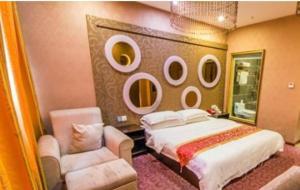 SheHong Junyi Sunshine Hotel, Отели  Shehong - big - 4