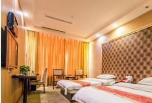 SheHong Junyi Sunshine Hotel, Hotely  Shehong - big - 12