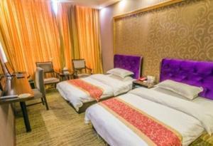 SheHong Junyi Sunshine Hotel, Отели  Shehong - big - 11