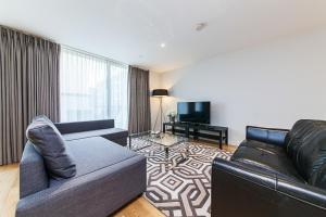 Pinnacle Residences - Central Cambridge, Apartmanok  Cambridge - big - 75