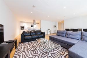 Pinnacle Residences - Central Cambridge, Apartmanok  Cambridge - big - 77