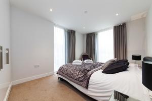 Pinnacle Residences - Central Cambridge, Apartmanok  Cambridge - big - 88