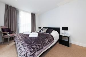 Pinnacle Residences - Central Cambridge, Apartmanok  Cambridge - big - 89