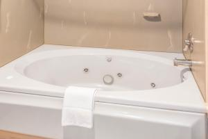 Double Room with Two Double Beds-Spa Bath - Non-Smoking
