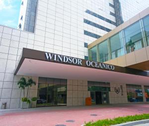 Windsor Oceânico, Hotely  Rio de Janeiro - big - 35