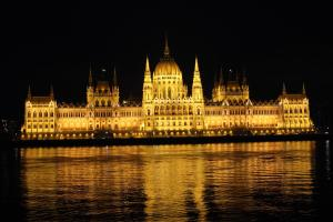 Downtown Parliament view, Appartamenti  Budapest - big - 19