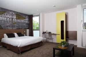 Brit Hotel Toulouse Colomiers – L'Esplanade, Hotely  Colomiers - big - 22