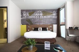 Brit Hotel Toulouse Colomiers – L'Esplanade, Hotely  Colomiers - big - 17