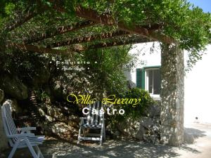 Villas Deluxe, Nyaralók  Castro di Lecce - big - 7