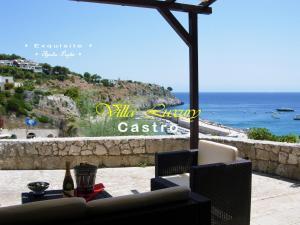 Villas Deluxe, Nyaralók  Castro di Lecce - big - 11