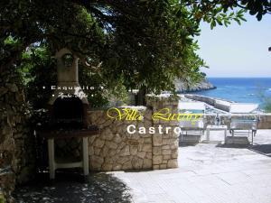Villas Deluxe, Nyaralók  Castro di Lecce - big - 12
