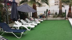Apartamentos Ocaña, Apartments  Cala de Finestrat - big - 11