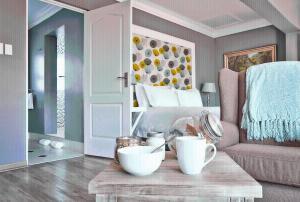 Улучшенный двухместный номер с 1 кроватью и видом на горы