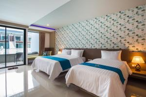The Phu Beach Hotel, Hotel  Ao Nang Beach - big - 22