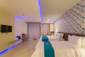 The Phu Beach Hotel, Hotel  Ao Nang Beach - big - 23