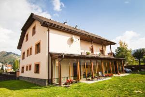 3 hviezdičkový apartmán Apartments Club Telgárt Telgárt Slovensko