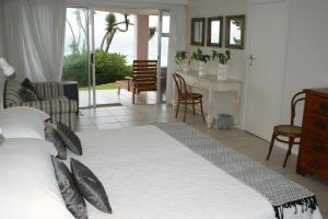 Tweepersoonskamer met Uitzicht op de Oceaan - Hadedah